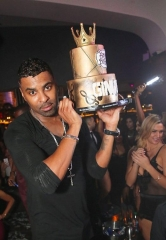 Ginuwine Performs During Lost Angels Industry Night at Hyde Bellagio