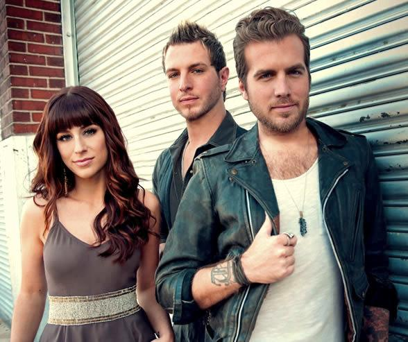 Country Artists Gloriana to Perform at Aliante Casino + Hotel in Las Vegas May 26