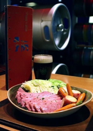 Celebrate St. Patrick's Day with Gordon Ramsay Pub & Grill at Caesars Palace