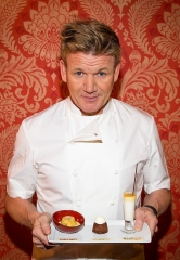 Chef Gordon Ramsay Surprises Guests in Honor of Three Year Anniversaries