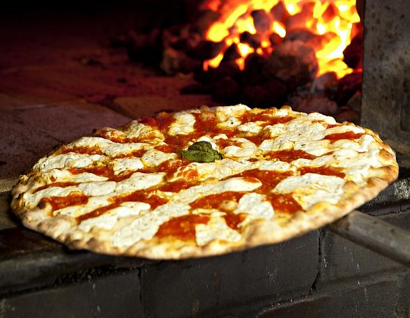 Grimaldi's Pizzeria is Now Open inside The Shoppes at The Palazzo Las Vegas
