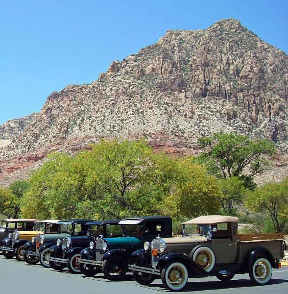 Regional Model A Ford Meet at Eastside Cannery March 23-24