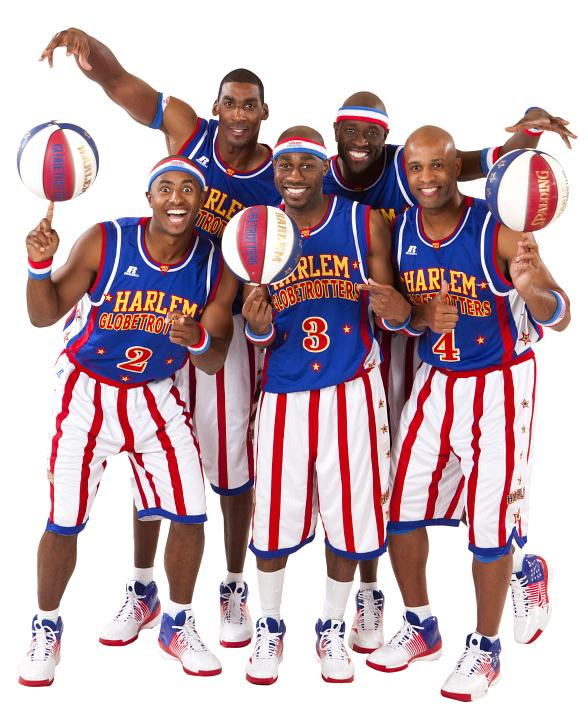 Harlem Globetrotters to Play at The Thomas & Mack Center Feb. 12, 2014