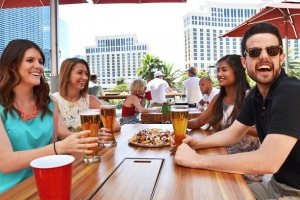 Show Off Your Ameri-Cans During Fourth of July Weekend at Beer Park at Paris Las Vegas