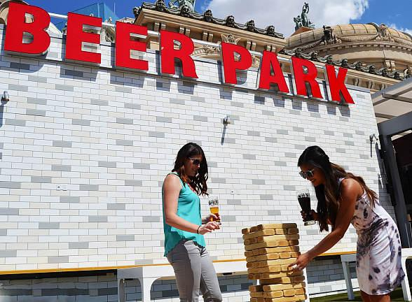 Beer Park at Paris Las Vegas to Offer Specials for National Hot Dog Day