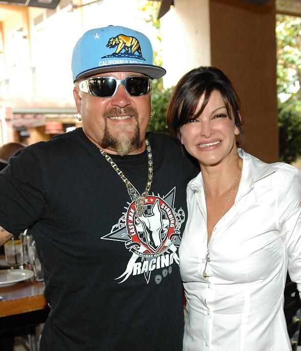 """""""Diners, Drive-Ins and Dives"""" Star Guy Fieri Dines at Meatball Spot in Las Vegas"""