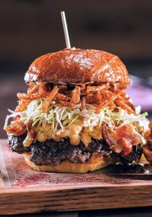 Caesars Entertainment Las Vegas Resorts Offer Wide Range of Mouthwatering Burgers for National Burger Day