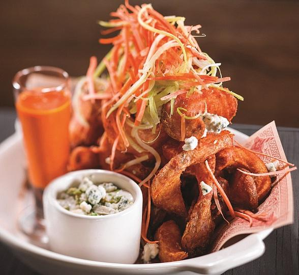 """Celebrate """"Go Orange Day"""" to Raise Hunger Relief Awareness at The LINQ Sept. 3"""