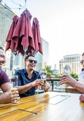 Beer Park at Paris Las Vegas to Bring on the Booze for Spring Breakers