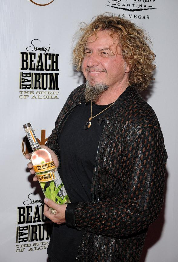 Sammy Hagar Launches Beach Bar Rum at Cabo Wabo Cantina