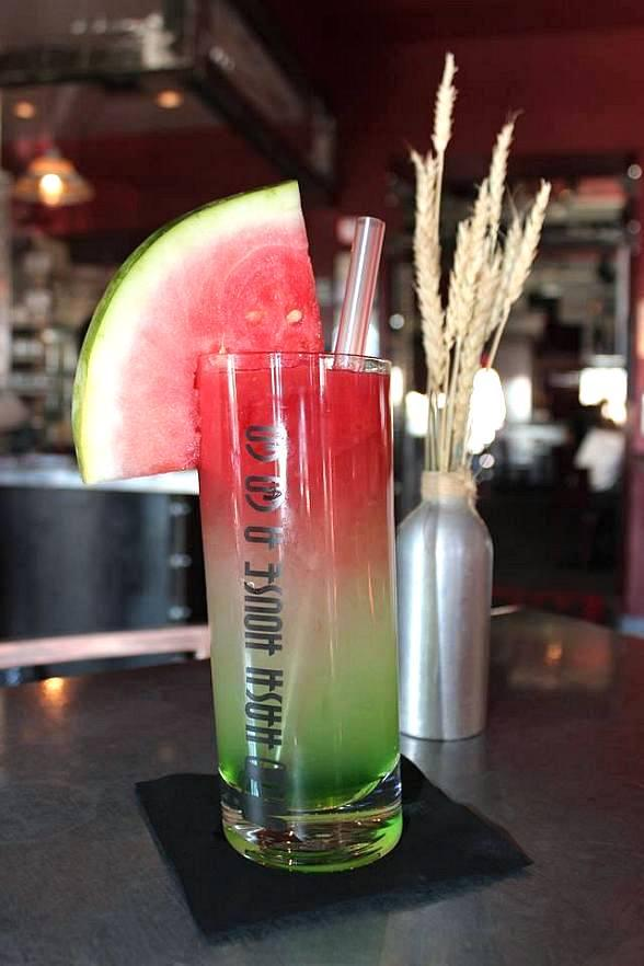 Hash House A Go Go celebrates National Watermelon Day with $1 Kiwi Watermelon Lemonades on August 3