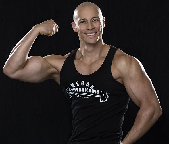 Nationally Known Vegan Bodybuilders to Speak at Health, Healing & Happiness Conference June 7-8