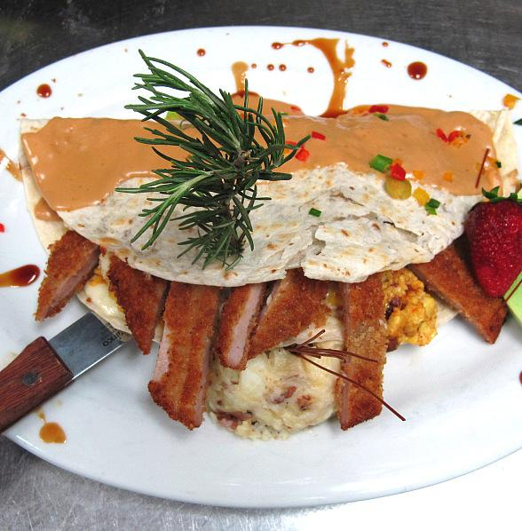 Hash House A Go Go Celebrates Father's Day with a Special Manly Meaty Menu