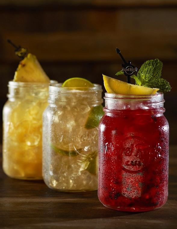 Fall for Hard Rock Cafe Las Vegas' Seasonal Mason Jar Mixers for the Autumn Months