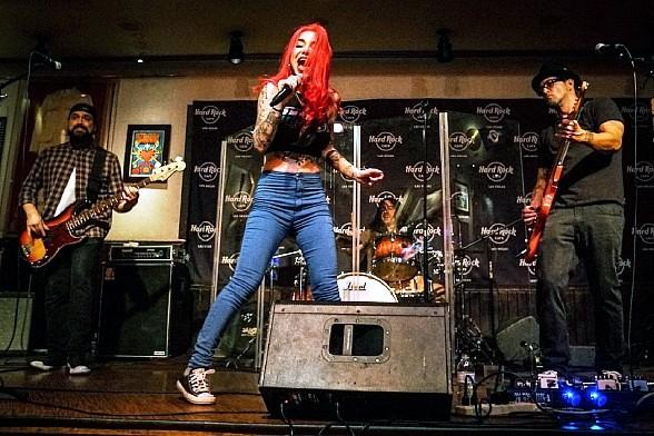 The Scoundrels Declared Winner of Local Hard Rock Rising Competition