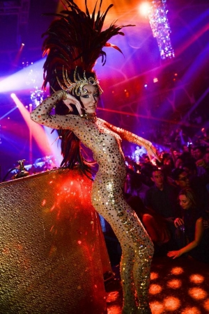 Hakkasan Nightclub Forbidden City: Rise of The Empress - Halloween Weekend