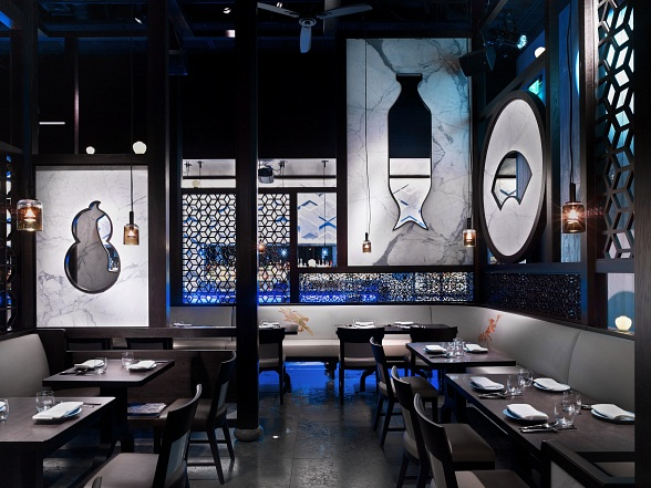 Hakkasan Las Vegas Restaurant Celebrates New Year's Eve with Indulgent Seven-Course Menu