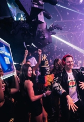 Hakkasan Nightclub Celebrates Tiësto's Birthday With a Jam-Packed Weekend Featuring a Surprise Performance by the Jabbawockeez