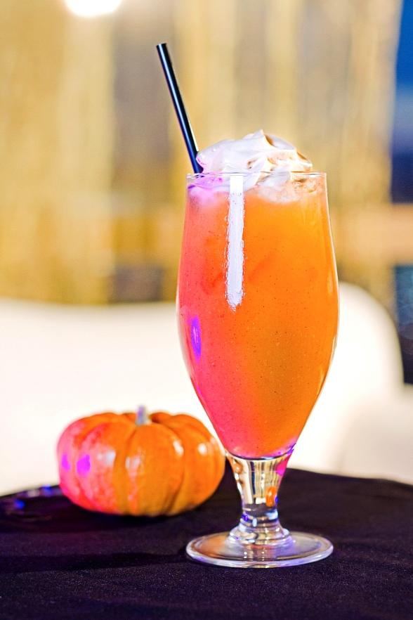 Nove Italiano at Palms Casino Resort Scares Taste Buds Silly with HARLEMween Cocktail