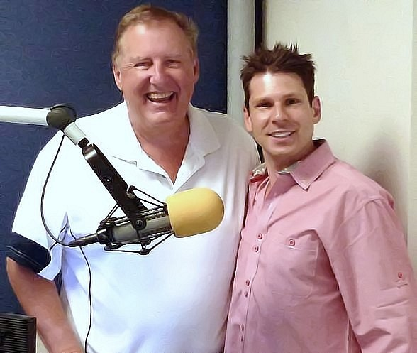 "Mike Hammer Appears with Kevin Wall on ""Live and Local"" on CBS Las Vegas KXNT 100.5 FM"