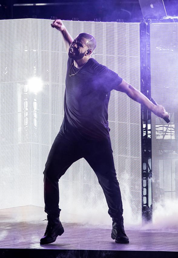 HartBeat Weekend Presents Drake at Boulevard Pool at The Cosmopolitan of Las Vegas