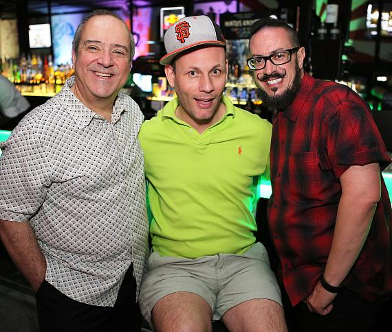 Harvey Milk Day throwback party at INSERT COIN(S) May 22