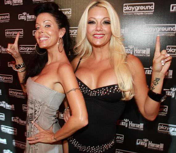 Tabitha Stevens and Heather Chadwell
