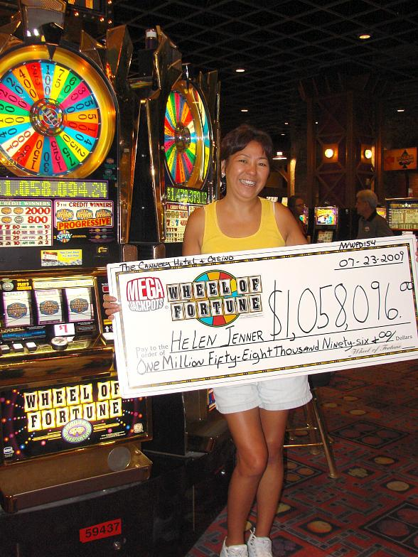 Hotel has made another lucky player an instant millionaire. Las Vegas