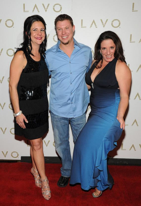 Jodi Jorajoruan, Mark Kasel, and Lori Dasilua