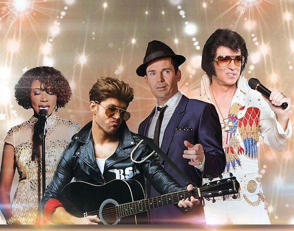 Celebrate the Season with Legends in Concert at Flamingo Las Vegas; Annual Holiday Show Returns Nov. 20
