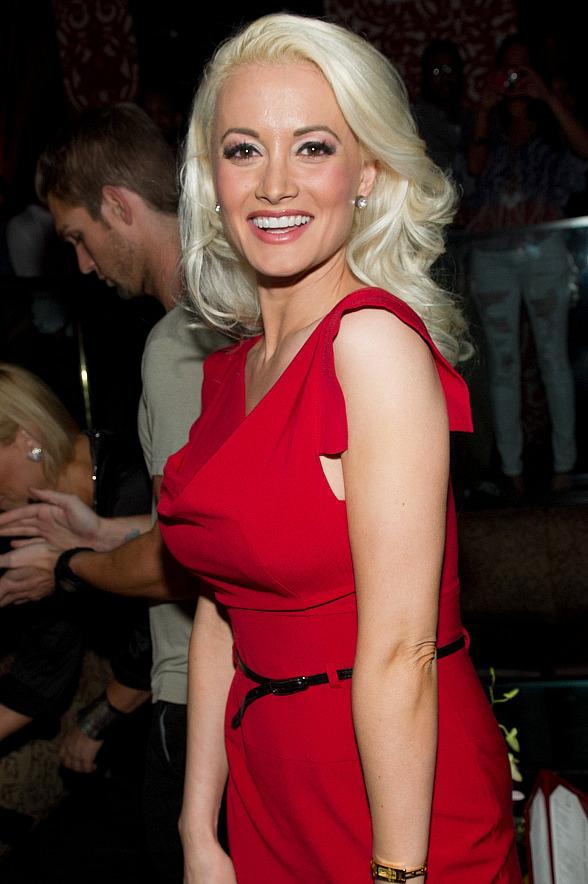 Holly Madison at TAO
