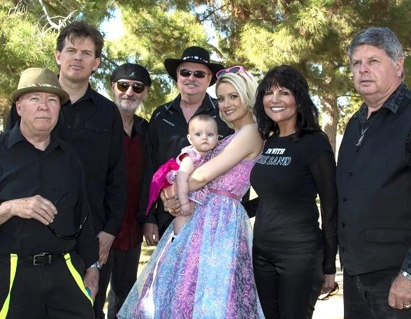Las Vegas-Based Band FORGOTTEN Door Join Host Holly Madison at Forever Home Family Picnic & 4K 9 Run