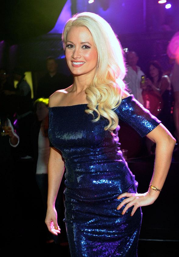 Holly Madison Celebrates Book Launch at Gallery Nightclub In Las Vegas