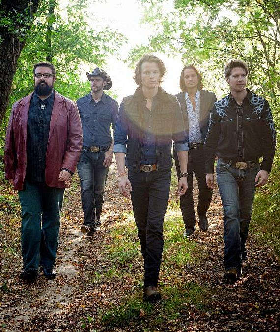 Home Free, Winners of NBC's 'The Sing-Off,' Bring Their Country A Capella Magic to The Las Vegas Hotel and Casino April 24