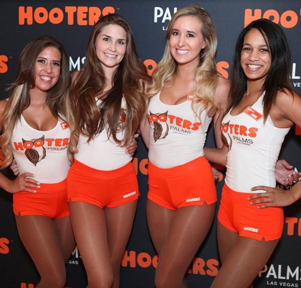 World's Largest Hooters Celebrates Grand Opening at Palms Casino Resort