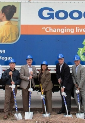 Goodwill of Southern Nevada Ground Breaking in Henderson