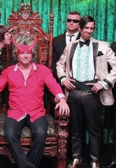"Horny Mike from ""Counting Cars"" Attends ABSINTHE at Caesars Palace"