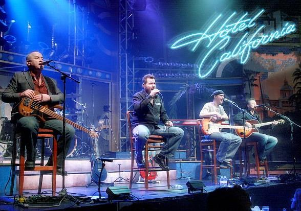 M Resort Presents Hotel California, The Original Eagles Tribute, May 23
