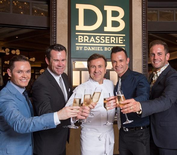 Human Nature Celebrates 25 Years of Performing Together at db Brasserie at The Venetian Las Vegas