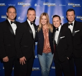 Bally's Headliner Véronic Visits Smokey Robinson Presents Human Nature: The Motown Show at The Venetian Las Vegas