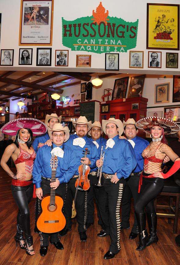 "Hussong's Cantina Says ""Cheers"" to Cinco Years"