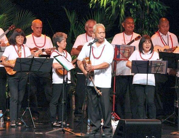"""Kumukahi"" Ukulele and Hula Festival Comes to Sam's Town Live! Aug. 12-13"