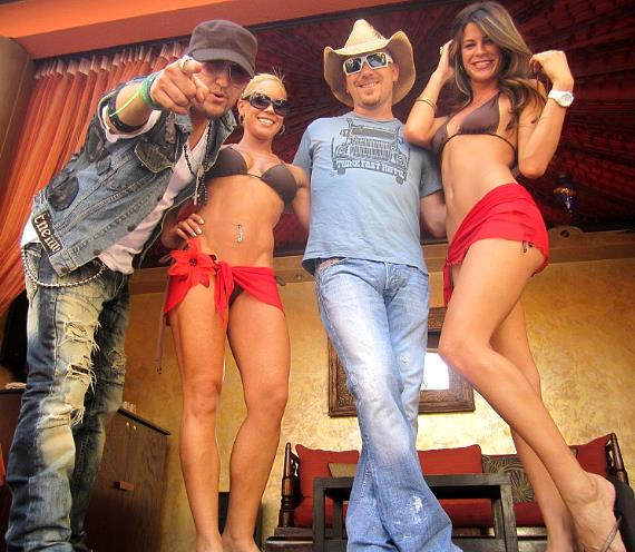 Country Music Duo LoCash Cowboys to Perform at Gilley's at Treasure Island During Wrangler National Finals Rodeo