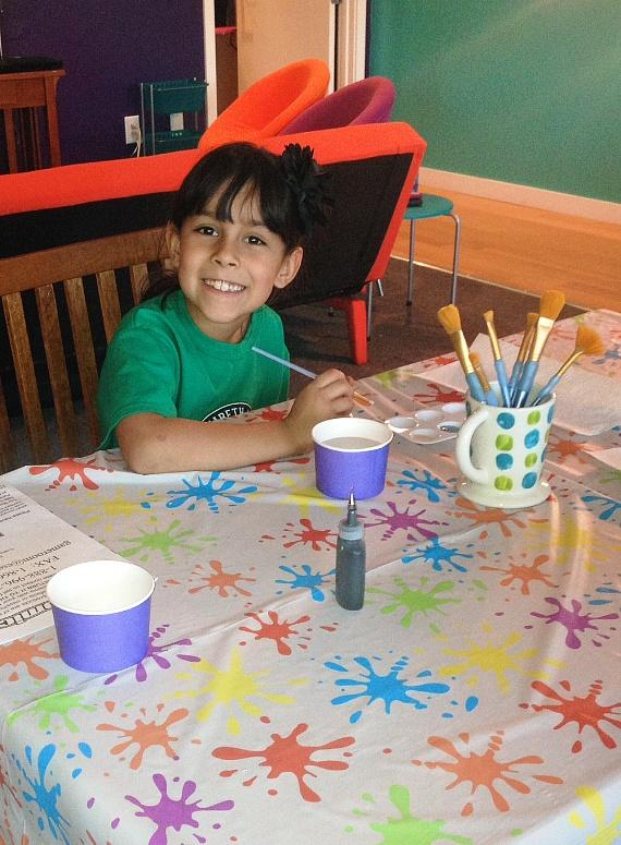 Splash Studios is now open for Pottery Painting, Fun and Interactive Art Programs
