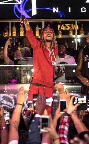 Fetty Wap Hosts Official Album Release Party at Foxtail Nightclub