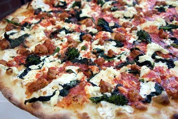 Grimaldi's Pizzeria Offers Seasonal Limited-Time Pizza of the Month and Continues Tuesday Tasting Throughout September