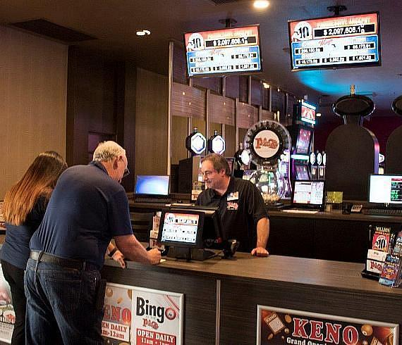 The Plaza Hotel & Casino Launches Keno