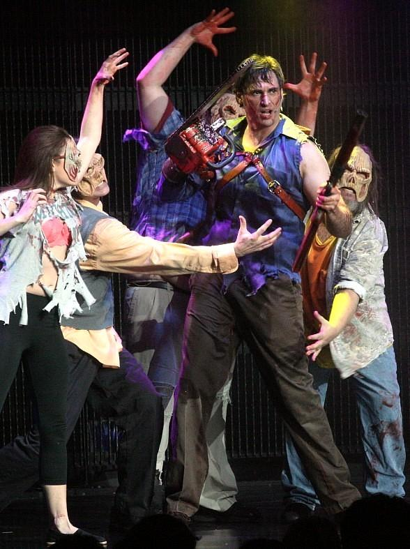 """Evil Dead The Musical"" moves to Tommy Wind Theater; Expands to 5 Nightly Shows Per Week"