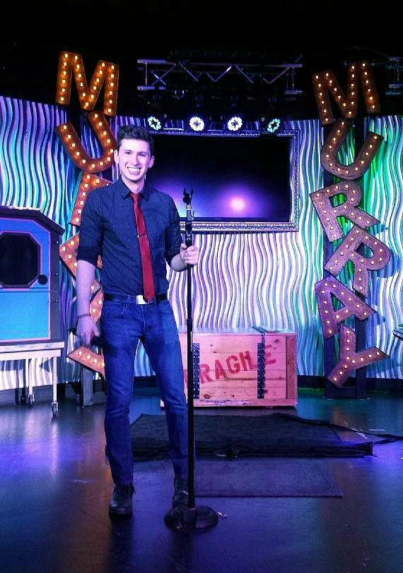 """Magician Ben Young guest stars in """"MURRAY 'Celebrity Magician'"""" at Planet Hollywood Resort & Casino"""
