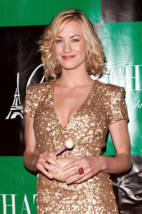 Yvonne Strahovski at Chateau Nightclub & Gardens at Paris Las Vegas